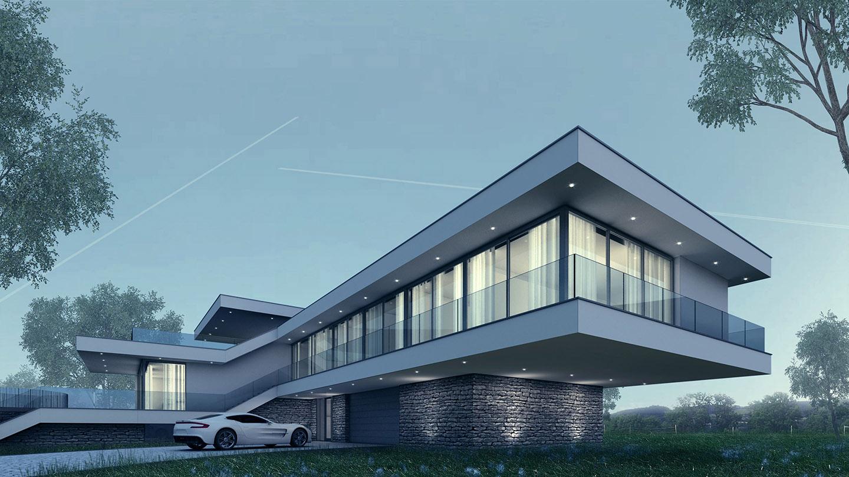 MASTER DESIGN - architekti Praha, Brno, Ostrava - dokonalý domov 02